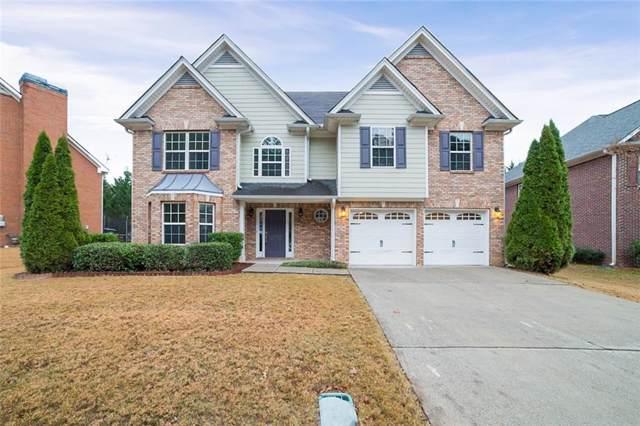 1440 Highland Oaks Way, Lawrenceville, GA 30043 (MLS #6655840) :: Charlie Ballard Real Estate
