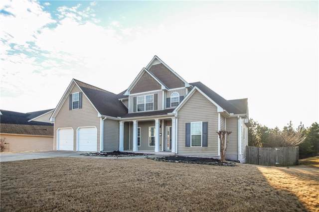 52 Maggies Point, Dallas, GA 30132 (MLS #6655843) :: Charlie Ballard Real Estate
