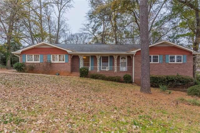 421 North Avenue, Hapeville, GA 30354 (MLS #6655846) :: Kennesaw Life Real Estate