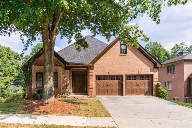 1010 Grace Hill Drive, Roswell, GA 30075 (MLS #6655855) :: North Atlanta Home Team
