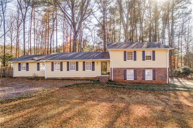 2564 Oak Hill Drive, Marietta, GA 30062 (MLS #6655860) :: The Zac Team @ RE/MAX Metro Atlanta