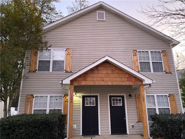 107 Lilli Lane, Woodstock, GA 30188 (MLS #6655865) :: The Cowan Connection Team