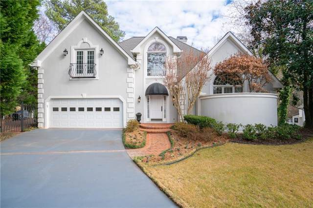 145 Barnard Place, Sandy Springs, GA 30328 (MLS #6655870) :: RE/MAX Paramount Properties