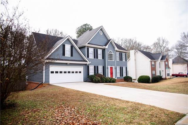 1404 Pickets Court SE, Conyers, GA 30013 (MLS #6655916) :: North Atlanta Home Team