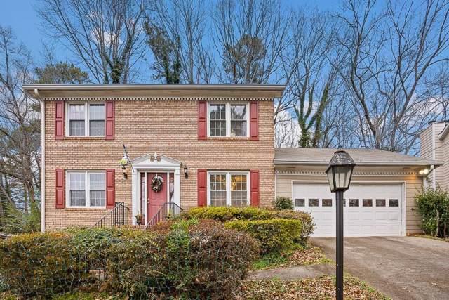 1015 Smoketree Drive, Tucker, GA 30084 (MLS #6655920) :: Charlie Ballard Real Estate