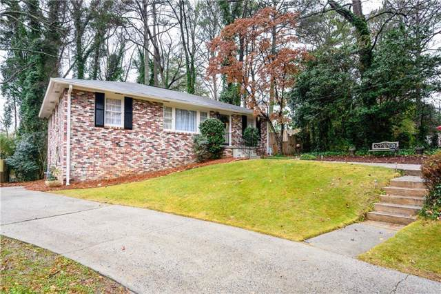 720 Parkway Drive SE, Smyrna, GA 30080 (MLS #6655924) :: North Atlanta Home Team