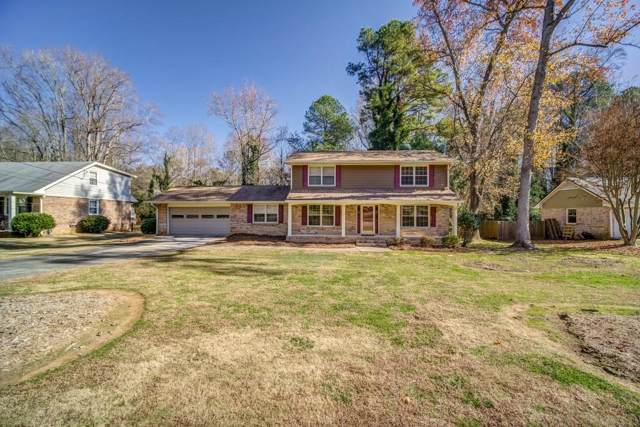 3272 Clearview Drive SW, Marietta, GA 30060 (MLS #6655934) :: The Heyl Group at Keller Williams