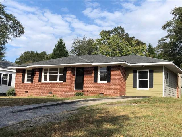 171 Midland Avenue, Winder, GA 30680 (MLS #6655938) :: The Heyl Group at Keller Williams