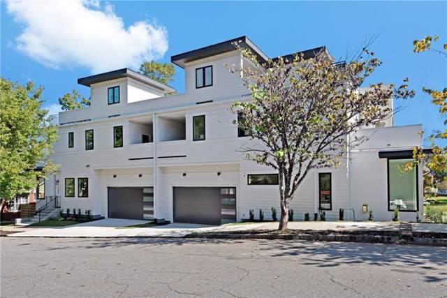 520-A Wabash Avenue, Atlanta, GA 30312 (MLS #6655940) :: The Justin Landis Group