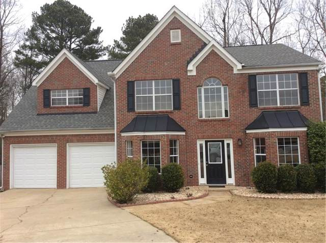 5448 Silver Springs Drive, Sugar Hill, GA 30518 (MLS #6655952) :: North Atlanta Home Team