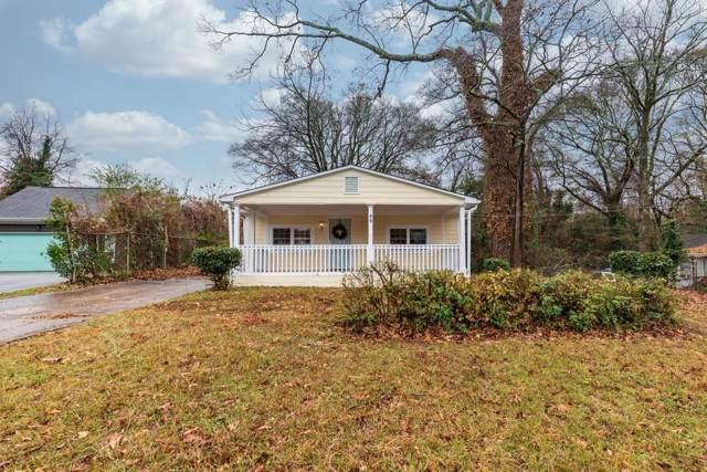 45 Claire Drive SE, Atlanta, GA 30315 (MLS #6655971) :: RE/MAX Prestige