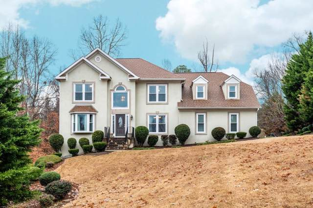 5885 Canaan Glen Court SW, Atlanta, GA 30331 (MLS #6655990) :: The Cowan Connection Team