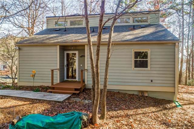 184 Narrows Drive, Waleska, GA 30183 (MLS #6656000) :: RE/MAX Prestige
