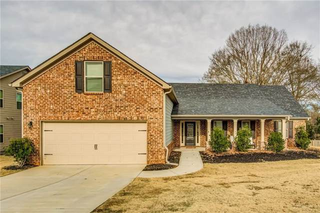 99 Overlook Lane, Jefferson, GA 30549 (MLS #6656003) :: Dillard and Company Realty Group