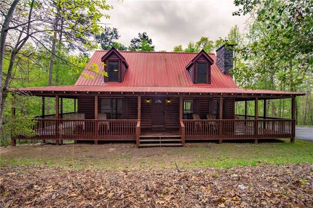 33 Holland Circle, Ellijay, GA 30536 (MLS #6656015) :: North Atlanta Home Team
