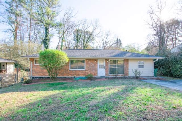 3069 Anthony Drive, Decatur, GA 30033 (MLS #6656016) :: The Heyl Group at Keller Williams