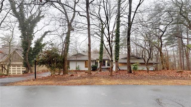 183 Cherokee Drive S, Waleska, GA 30183 (MLS #6656020) :: RE/MAX Prestige