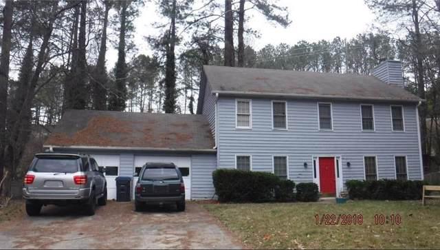 267 NE Sharney Lane, Kennesaw, GA 30144 (MLS #6656033) :: North Atlanta Home Team