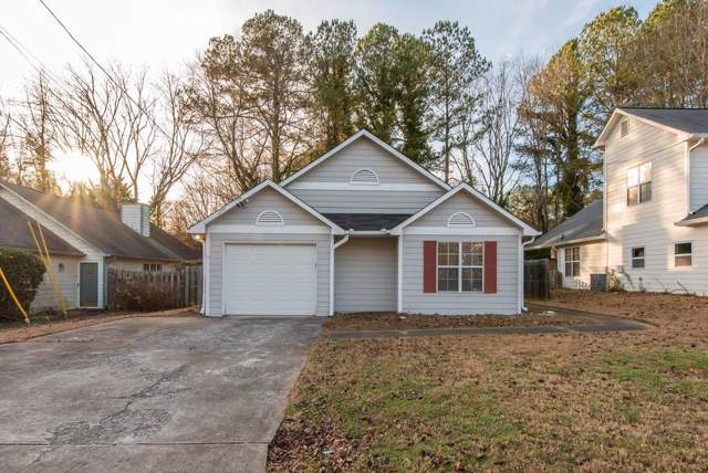 3464 Clare Cottage Trace, Marietta, GA 30008 (MLS #6656053) :: North Atlanta Home Team