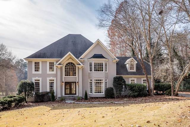 135 Seville Chase, Atlanta, GA 30328 (MLS #6656057) :: North Atlanta Home Team