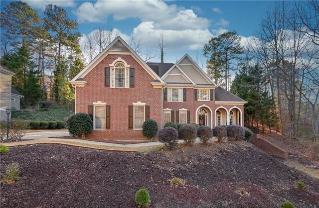 5023 Towne Lake Hill N, Woodstock, GA 30189 (MLS #6656077) :: Kennesaw Life Real Estate