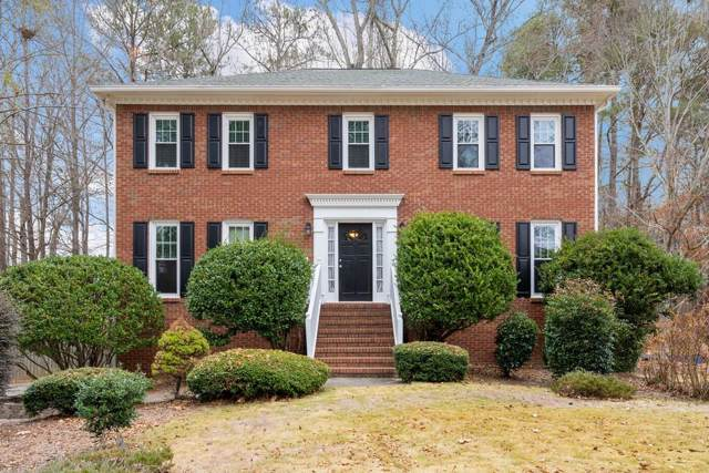 3020 Wynford Station SW, Marietta, GA 30064 (MLS #6656097) :: The Heyl Group at Keller Williams