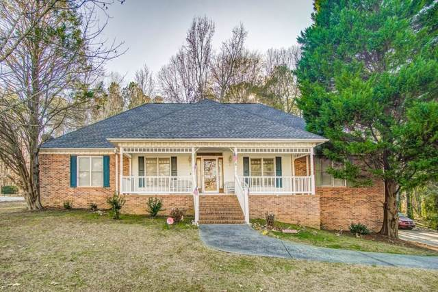 2897 Summit Drive, Jonesboro, GA 30236 (MLS #6656115) :: The Zac Team @ RE/MAX Metro Atlanta