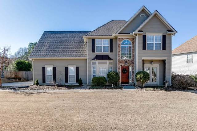 6307 Spring Lake Drive, Flowery Branch, GA 30542 (MLS #6656134) :: The Butler/Swayne Team