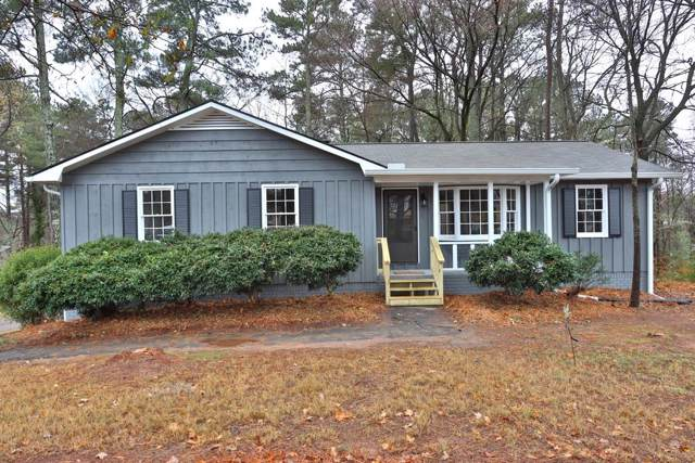 7112 Highway 92, Woodstock, GA 30189 (MLS #6656167) :: RE/MAX Prestige