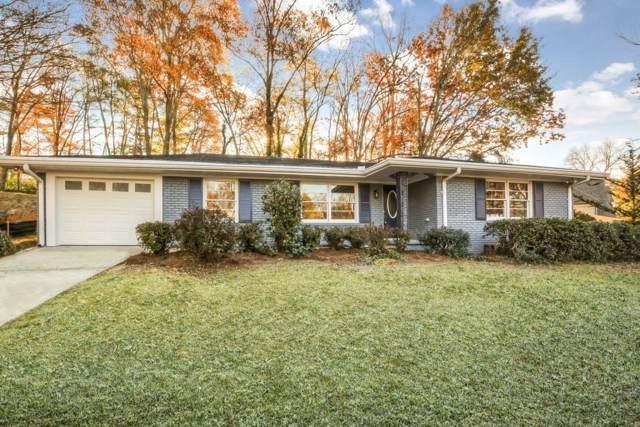 1247 Vista Valley Drive NE, Atlanta, GA 30329 (MLS #6656188) :: RE/MAX Prestige