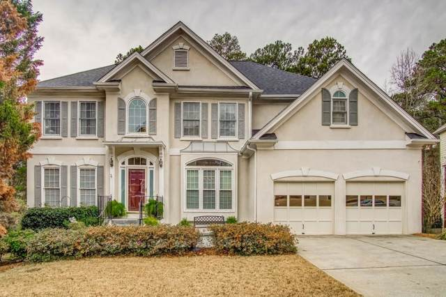 11991 Scottish Court, Fayetteville, GA 30215 (MLS #6656195) :: The Zac Team @ RE/MAX Metro Atlanta