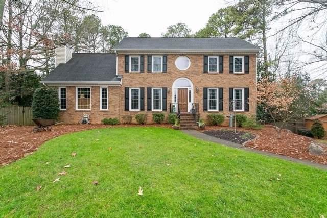 5499 Portal Place, Peachtree Corners, GA 30092 (MLS #6656202) :: Scott Fine Homes