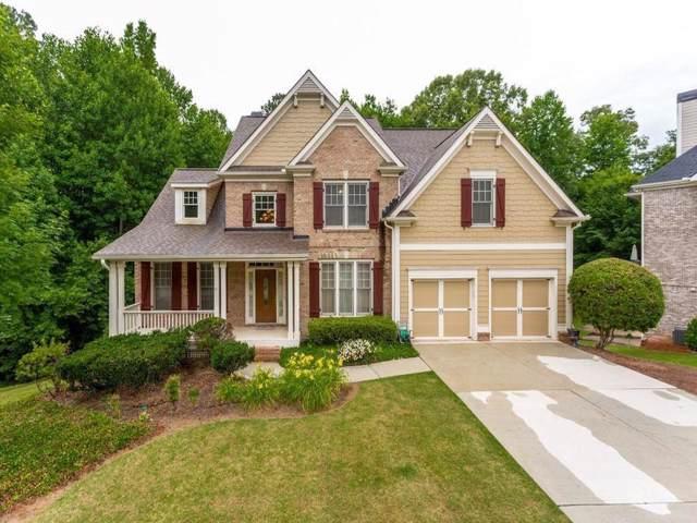 9803 Forest Hill Drive, Douglasville, GA 30135 (MLS #6656213) :: Kennesaw Life Real Estate