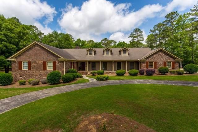 440 Malone Drive, Monticello, GA 31064 (MLS #6656217) :: Rock River Realty