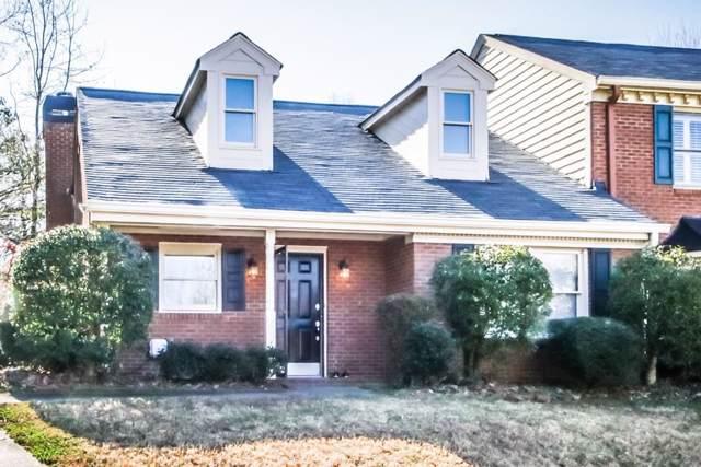 350 Forestgate Court, Sandy Springs, GA 30350 (MLS #6656228) :: North Atlanta Home Team