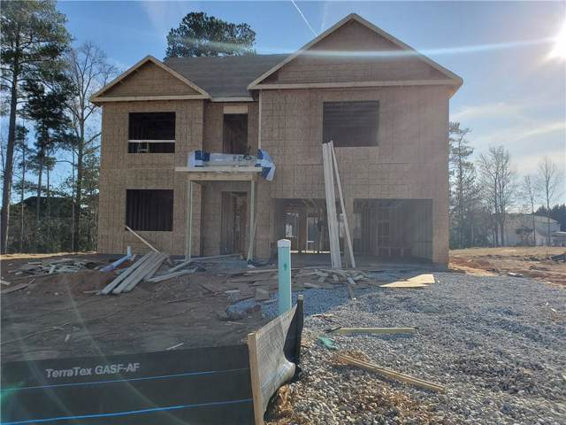 3772 Stonebranch Lane, Loganville, GA 30052 (MLS #6656244) :: The Justin Landis Group