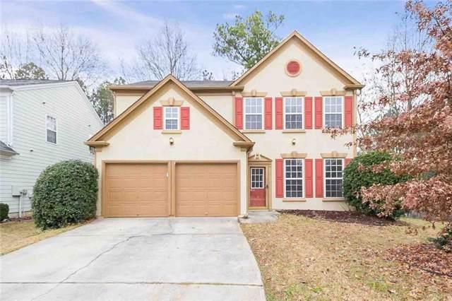 2821 Priestcliff Drive SE, Smyrna, GA 30080 (MLS #6656246) :: Path & Post Real Estate