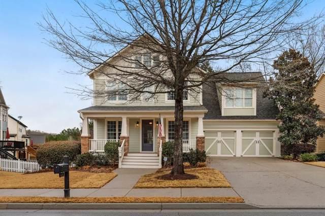 603 Parkview Drive, Canton, GA 30114 (MLS #6656247) :: RE/MAX Prestige