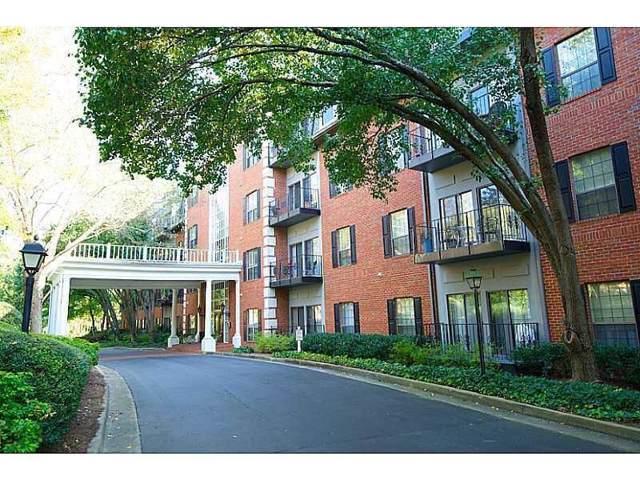 2921 Lenox Road NE #411, Atlanta, GA 30324 (MLS #6656311) :: RE/MAX Paramount Properties