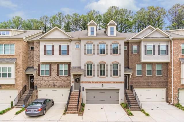 1618 Longmoor Lane, Smyrna, GA 30080 (MLS #6656327) :: Path & Post Real Estate