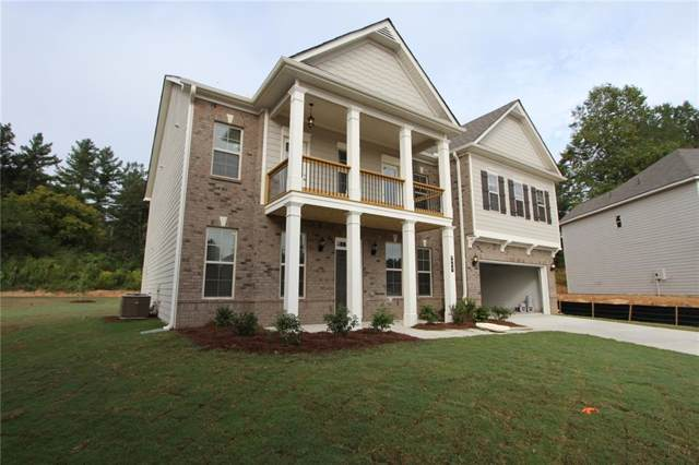 3282 Long Creek Drive, Buford, GA 30518 (MLS #6656341) :: RE/MAX Prestige