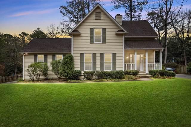 889 Huntington Way, Lilburn, GA 30047 (MLS #6656353) :: Kennesaw Life Real Estate