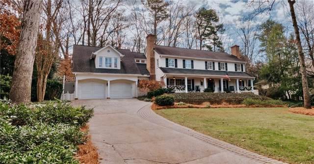 850 Old Creek Trail, Atlanta, GA 30328 (MLS #6656373) :: RE/MAX Prestige