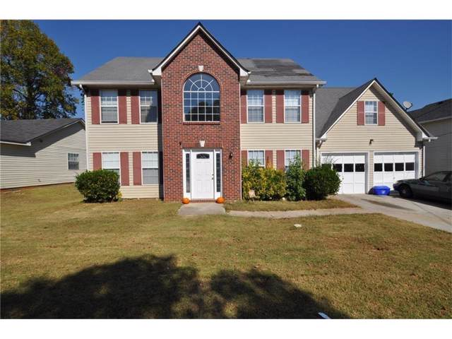 5760 Wellborn Creek Drive, Lithonia, GA 30058 (MLS #6656379) :: North Atlanta Home Team