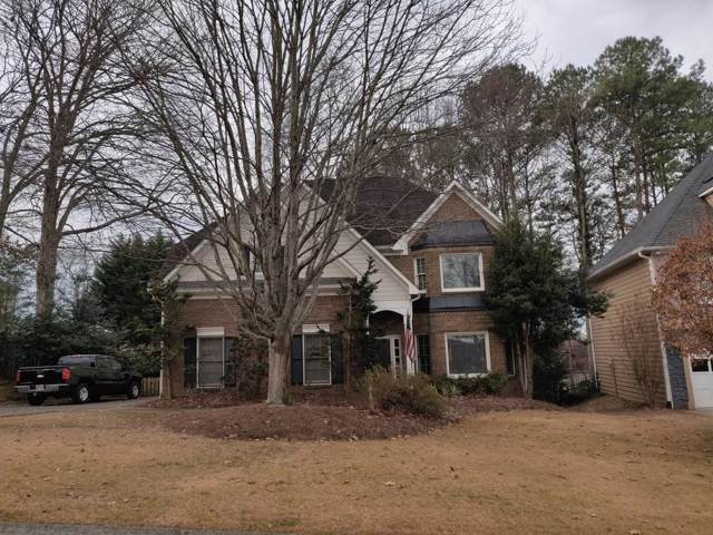 131 Clubhouse Drive NW, Kennesaw, GA 30144 (MLS #6656393) :: North Atlanta Home Team