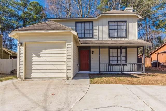 4175 Shiloh Ridge Trail NW, Kennesaw, GA 30144 (MLS #6656395) :: North Atlanta Home Team