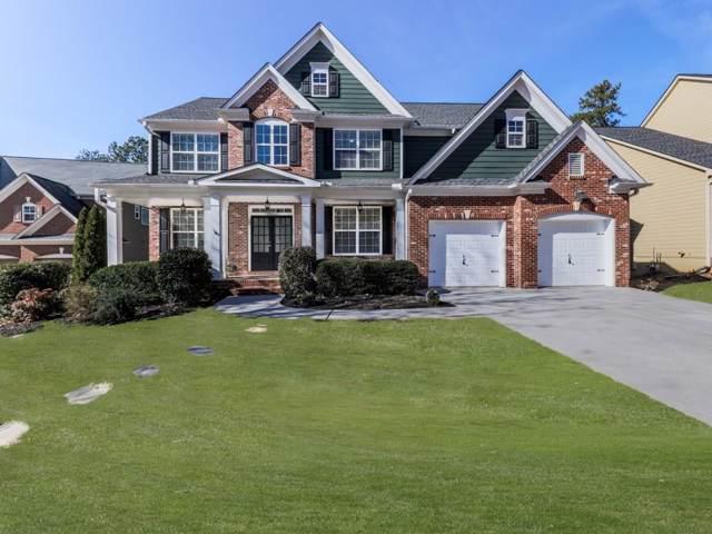 614 Redbud Terrace, Canton, GA 30115 (MLS #6656410) :: The Butler/Swayne Team