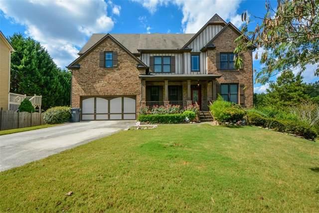 1104 Ivey Chase Place, Dacula, GA 30019 (MLS #6656415) :: Charlie Ballard Real Estate