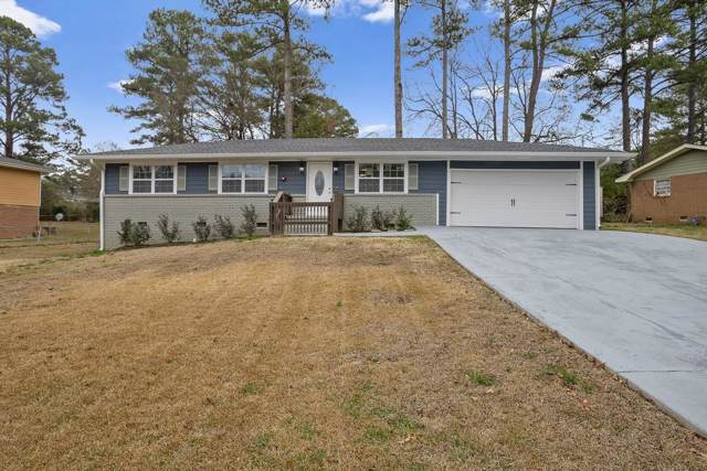 1071 Skylark Drive, Morrow, GA 30260 (MLS #6656420) :: RE/MAX Paramount Properties