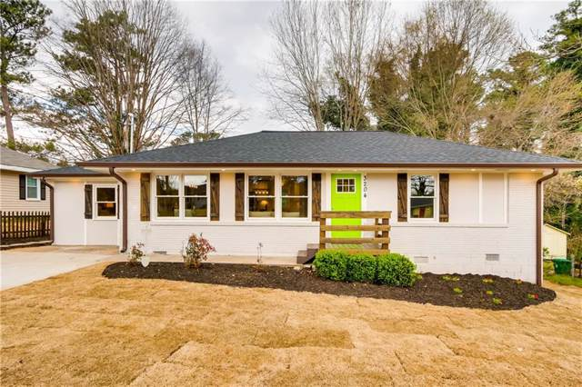 3204 Sandusky Drive, Decatur, GA 30032 (MLS #6656428) :: Charlie Ballard Real Estate